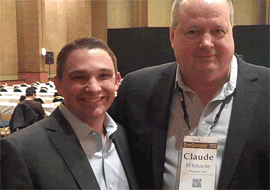 Ryan Deiss - Internet Marketing Guru | Claude Whitacre Meeting The Rich And Famous