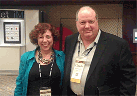 Susan Berkley - The Voice Of AT&T | Claude Whitacre Meeting The Rich And Famous
